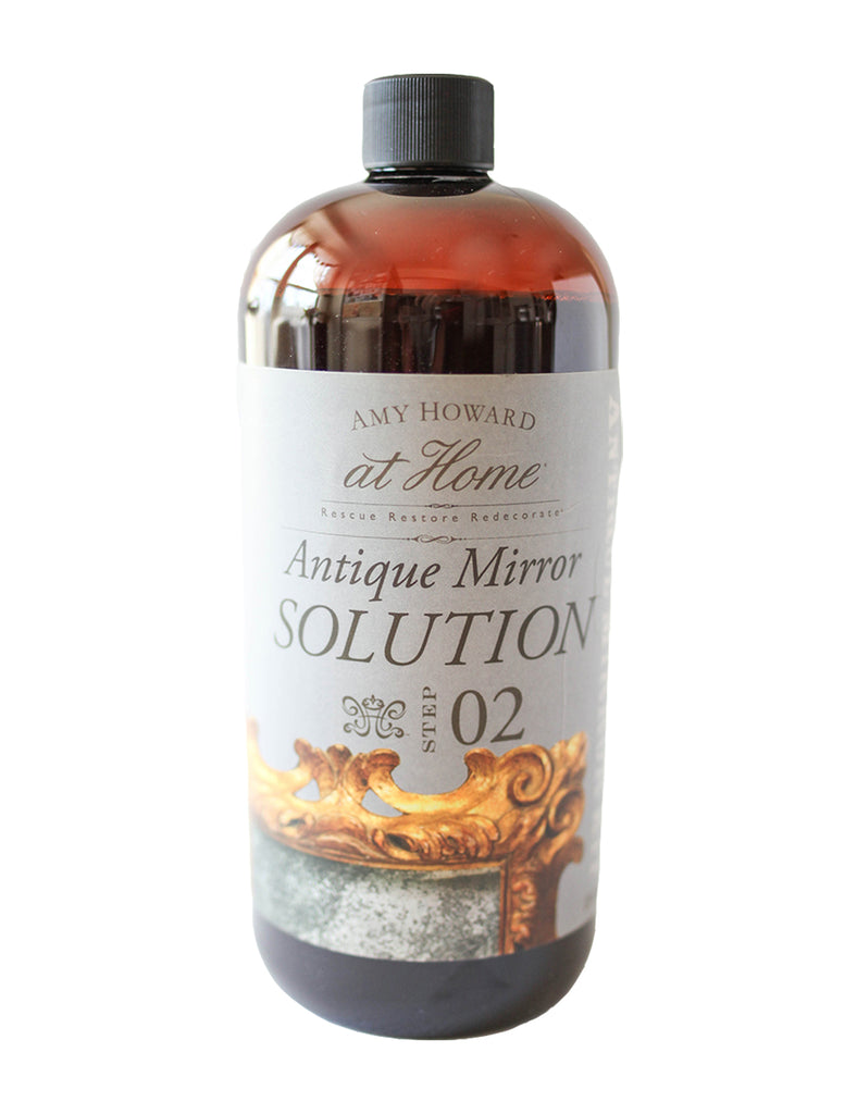 Antique Mirror Solution