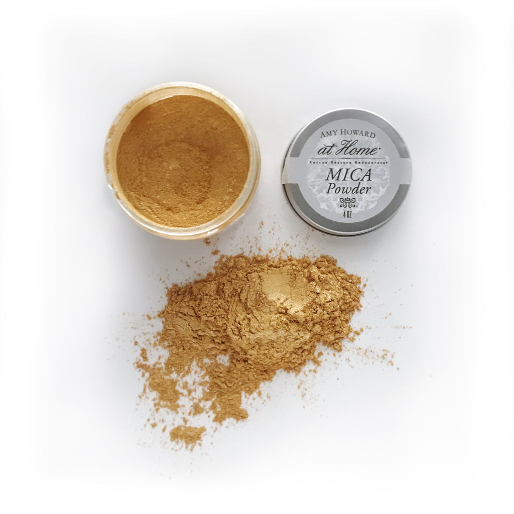 Deep Gold - Mica Powder