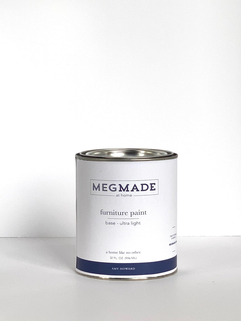 Weldon White - Megmade Furniture Paint
