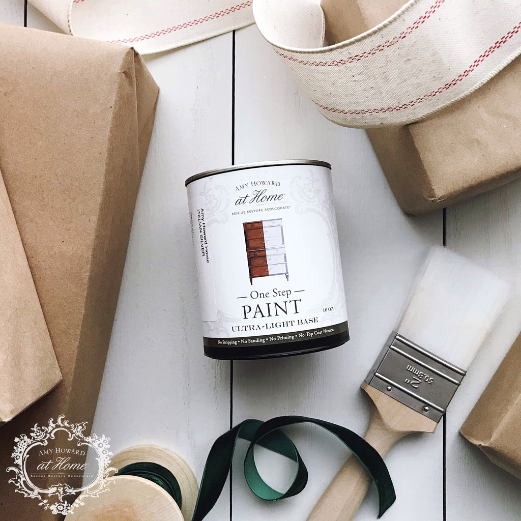 Italian Silver - One Step Paint