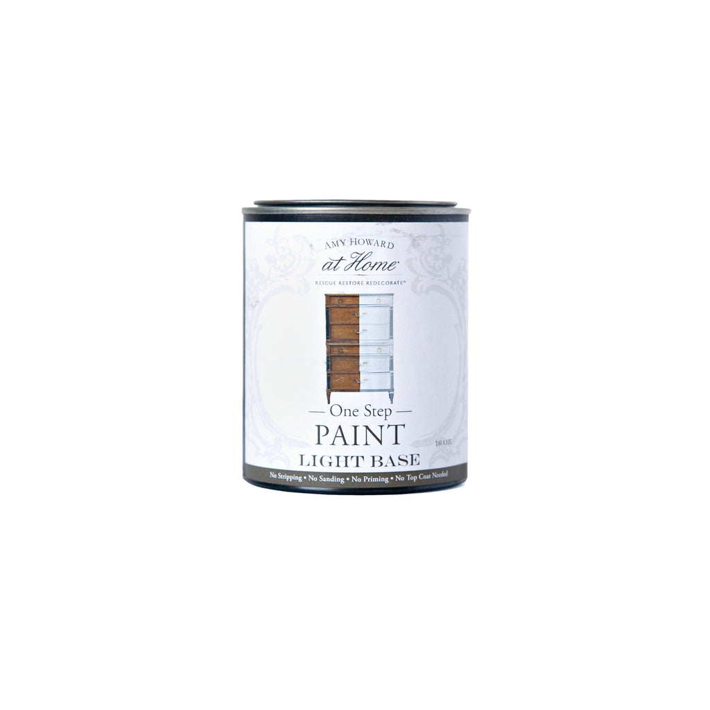 Spa White - One Step Paint