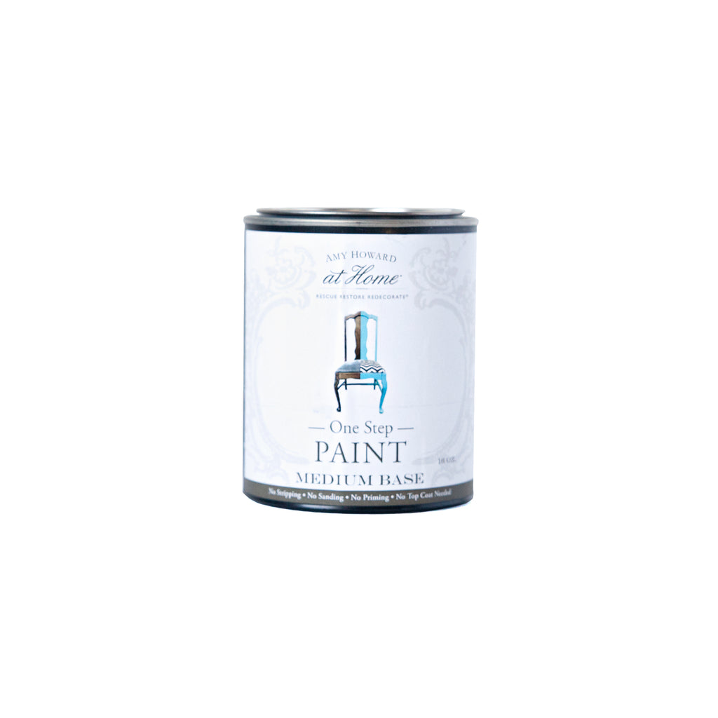 Cranley Garden - One Step Paint