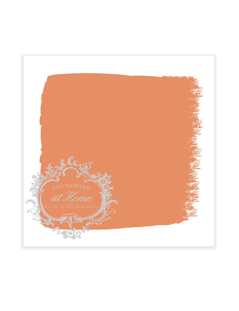 Peachy Keen - One Step Paint