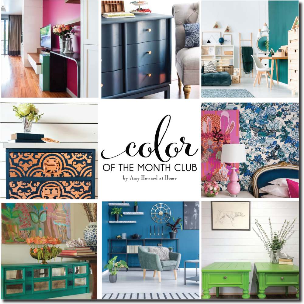Color Of The Month Membership