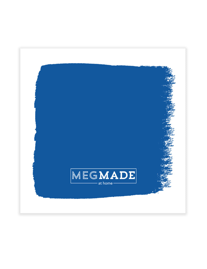 Whale Blue - Megmade Furniture Paint