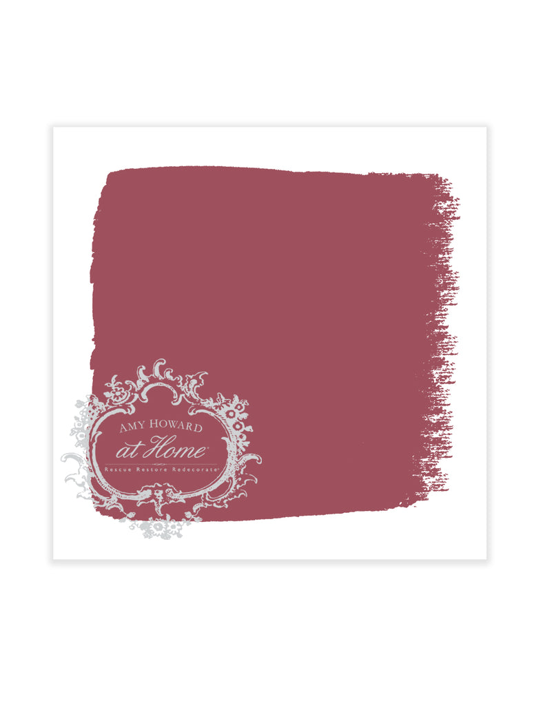 Amy Howard at Home One Step Paint Chinese Red