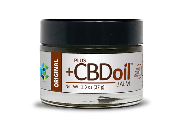 Plus+ CBD Original Balm