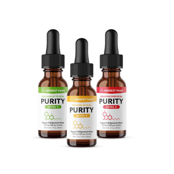 Honest Paws CBD Oil For Dogs