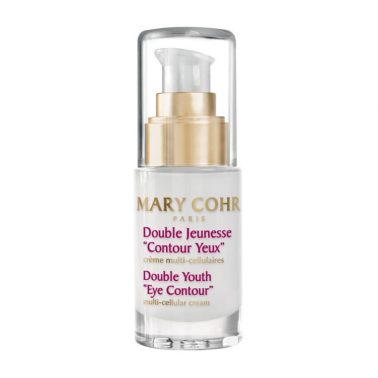Mary Cohr Double Jeunesse « Contour yeux » 15 ml
