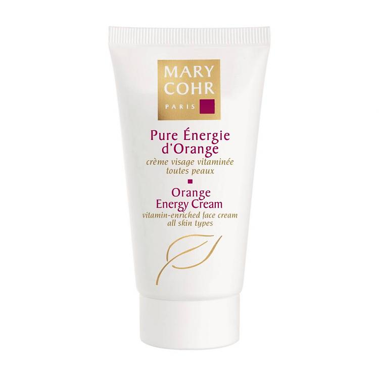 Mary Cohr Crème Pure Énergie d'Orange 50 ml