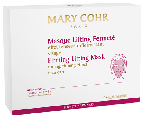 Mary Cohr Masque Lifting Fermeté 4 x 26 ml
