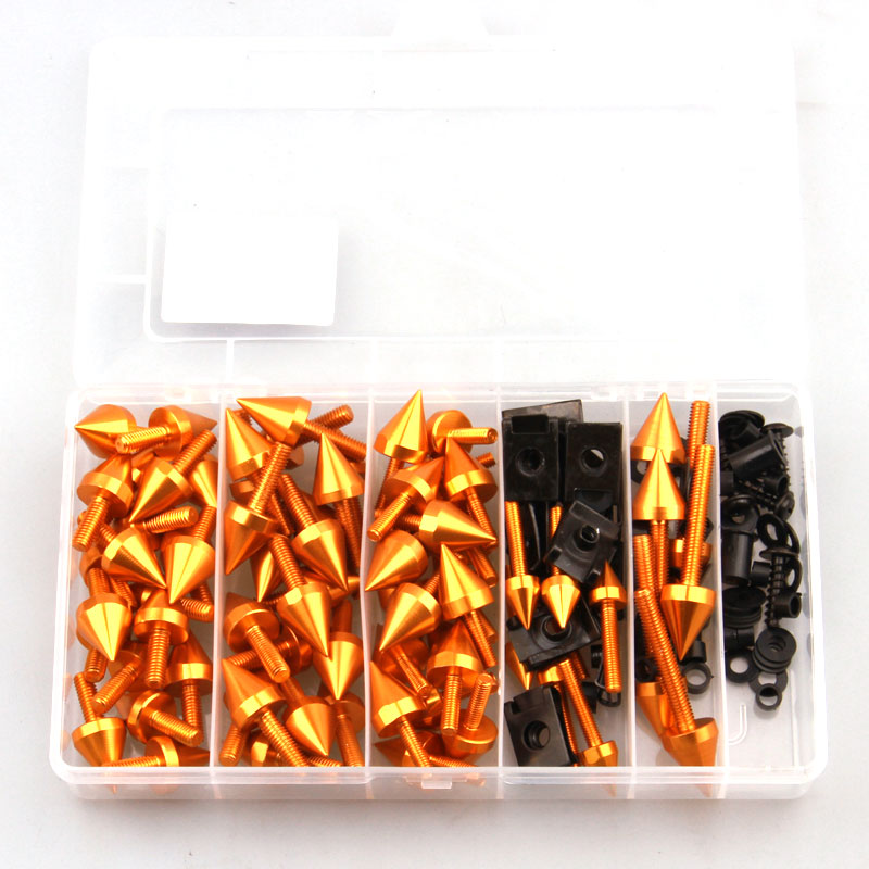 Injection ABS Fairing kit For Honda CBR600F2 1991-1994 - Orange Black - Repsol - shopping wholesale - OyOCycle