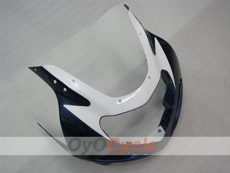 Injection ABS Fairing kit For Suzuki GSXR600 2001-2003 - Blue, White, Black - Factory Style