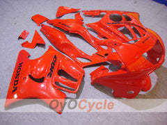 Injection ABS Fairing kit For Honda CBR600F3 1995-1996 - Red - Factory Style