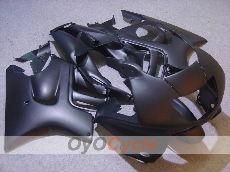 Injection ABS Fairing kit For Honda CBR600F3 1997-1998 - Black Matte - Factory Style