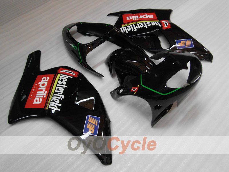 Injection ABS Fairing kit For Aprilia RS250 1995-2002 - Black - Factory Style