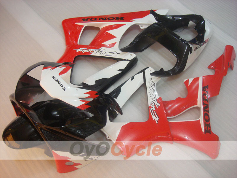 Injection ABS Fairing kit For Honda CBR929RR 2000-2001 - Red Black - Erion Racing