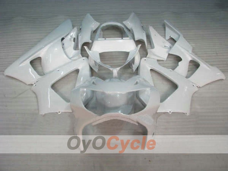 Injection ABS Fairing kit For Honda CBR929RR 2000-2001 - White - Factory Style