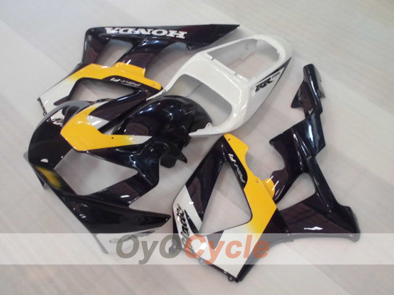 Injection ABS Fairing kit For Honda CBR929RR 2000-2001 - Blue White - Factory Style
