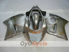 Injection ABS Fairing kit For Honda CBR1100XX 1996-2007 - Silver - Factory Style