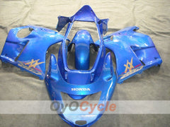 Injection ABS Fairing kit For Honda CBR1100XX 1996-2007 - Blue - Factory Style