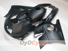 Injection ABS Fairing kit For Honda CBR600F2 1991-1994  - Black, Matte - Factory Style