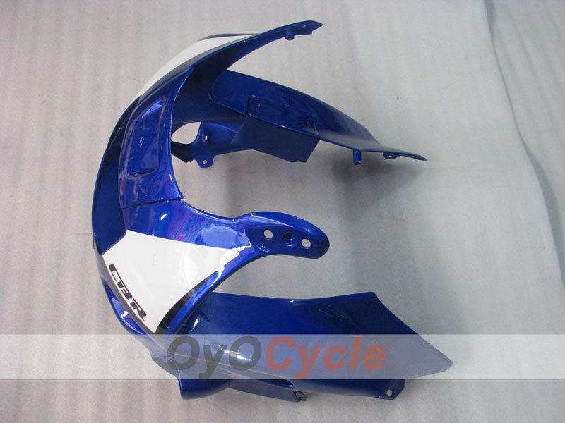 Injection ABS Fairing kit For Honda CBR600F2 1991-1994 - Blue, Black - Factory Style