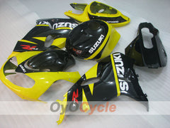 Injection ABS Fairing kit For Suzuki TL1000R 1998-2003 - Yellow, Black - Factory Style