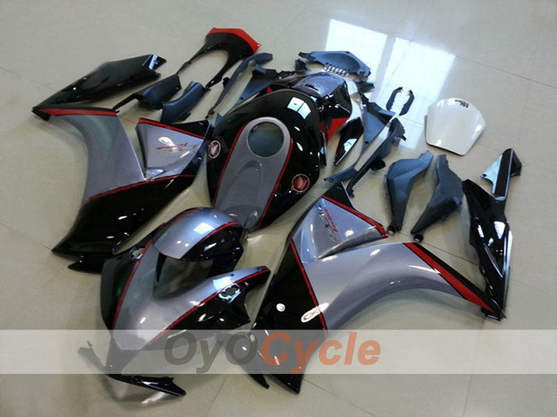 Injection ABS Fairing kit For Honda CBR1000RR 2012-2016 - Purple Black - Factory Style