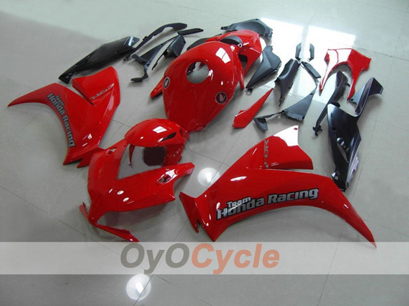 Injection ABS Fairing kit For Honda CBR1000RR 2012-2016 - Red Black - Factory Style