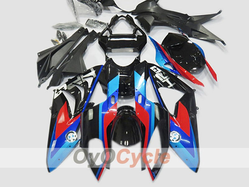 Injection ABS Fairing kit For Bmw S1000RR 2009-2014 - Red, Blue, Black - Factory Style