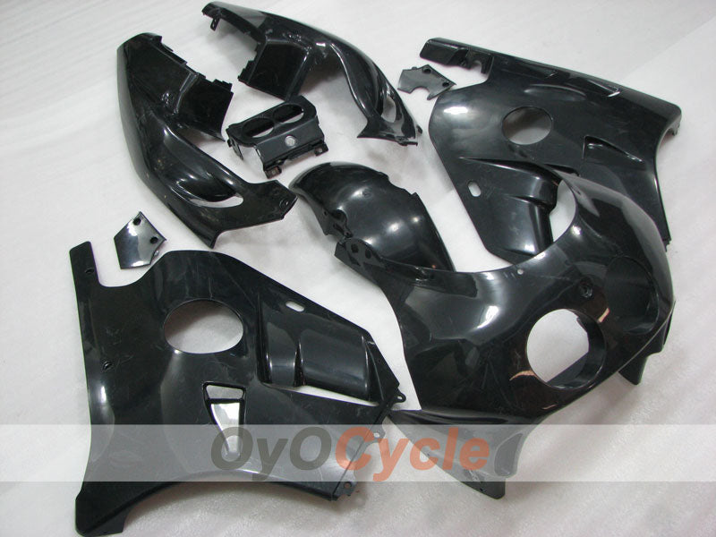 Injection ABS Fairing kit For Honda CBR250RR 1990-1994 - Black - Factory Style