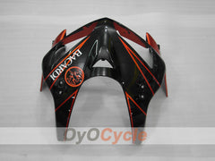 Injection ABS Fairing kit For Honda CBR600RR 2005-2006 - Orange, Black - MICHELIN, RK, Repsol