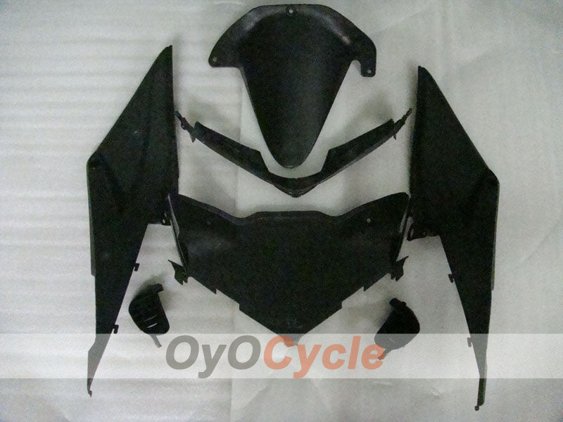Injection ABS Fairing kit For Honda CBR600RR 2005-2006 - White, Black - Factory Style