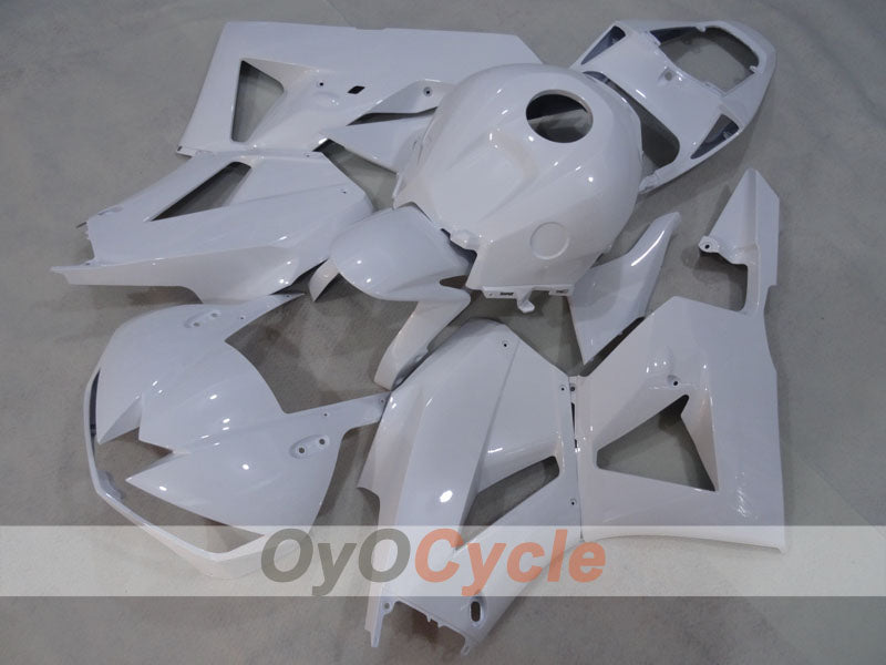 Injection ABS Fairing kit For Honda CBR600RR 2013-2016 - White - No sticker / decal, Factory Style