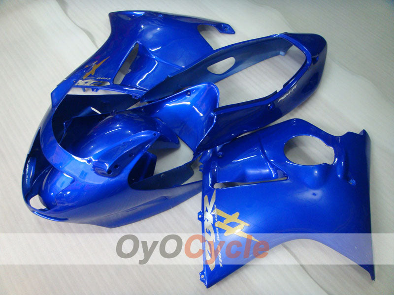 Injection ABS Fairing kit For Honda CBR1100XX 1996-2007 - Blue - Factory Style - shopping wholesale - OyOCycle