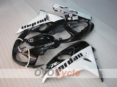 Injection ABS Fairing kit For Suzuki TL1000R 1998-2003 - White, Black - Jordan