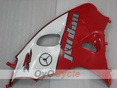 Injection ABS Fairing kit For Suzuki TL1000R 1998-2003 - Red, White - Jordan