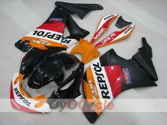 Injection ABS Fairing kit For Honda CBR250RR 2011-2016 - Orange, White, Black - PEPSI