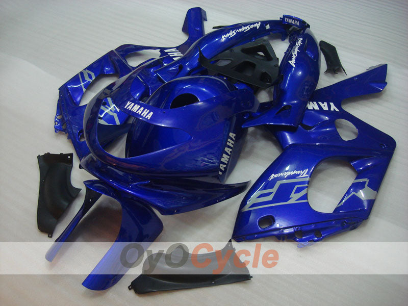 Injection ABS Fairing kit For Yamaha YZF600R 1997-2007 - Blue - Factory Style