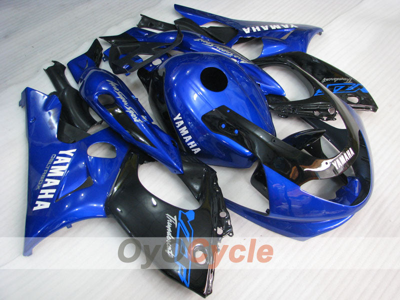 Injection ABS Fairing kit For Yamaha YZF600R 1997-2007 - Blue White - Customize