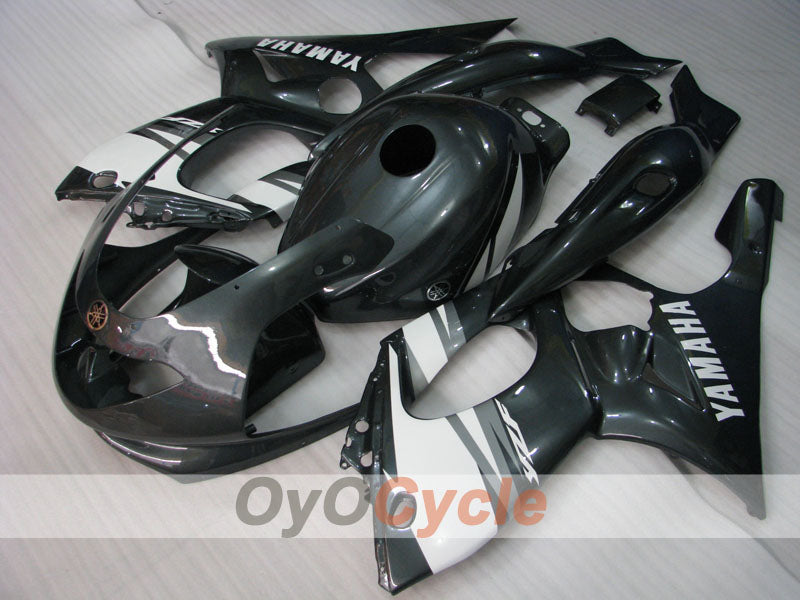 Injection ABS Fairing kit For Yamaha YZF600R 1997-2007 - Black - Factory Style