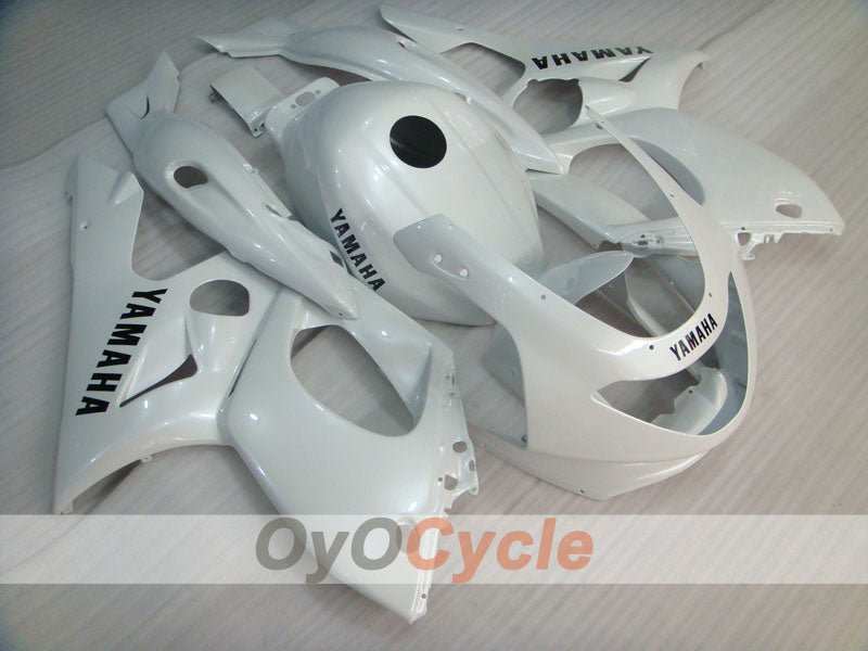 Injection ABS Fairing kit For Yamaha YZF600R 1997-2007 - White - Factory Style