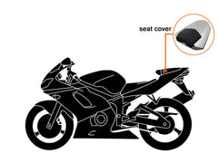 Injection ABS Fairing kit For Honda CBR250RR 1990-1994 - Black, Silver - Factory Style - shopping wholesale - OyOCycle