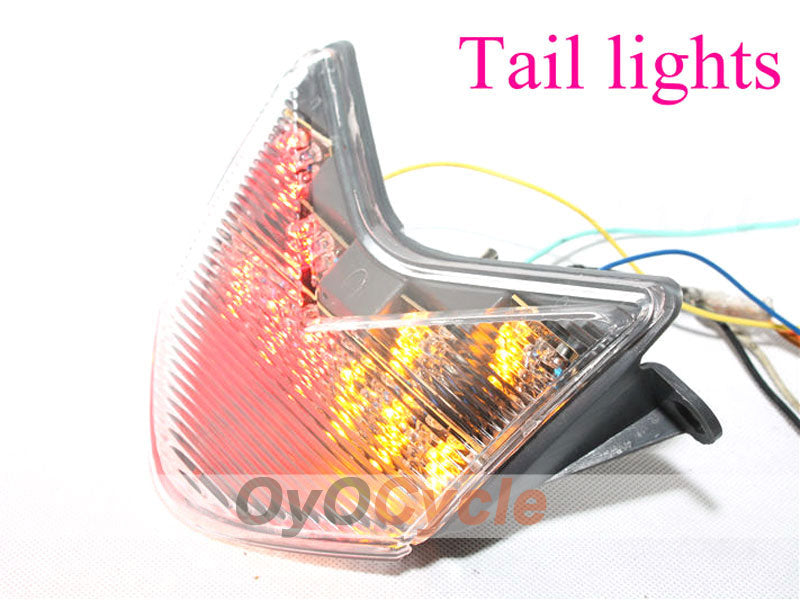Tail Lights for Kawasaki Ninja ZX-10R 2006-2007