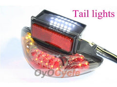 Tail Lights for Suzuki GSXR600 2003-2006