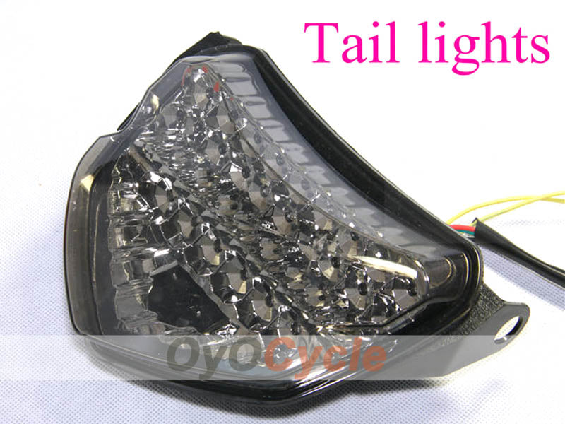 Tail Lights for Suzuki GSXR750 2004-2005