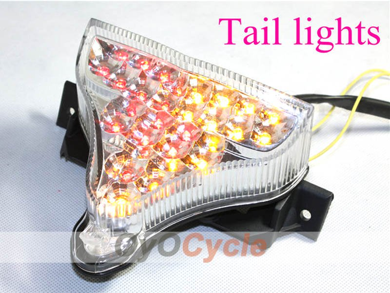 Tail Lights for Yamaha YZF-R1 2009-2010