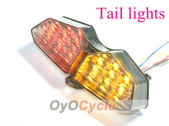 Tail Lights for Yamaha YZF-R6 2003-2005
