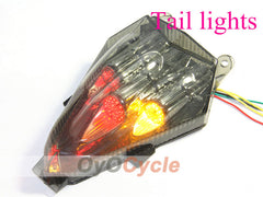 Tail Lights for Yamaha YZF-R6 2006-2012